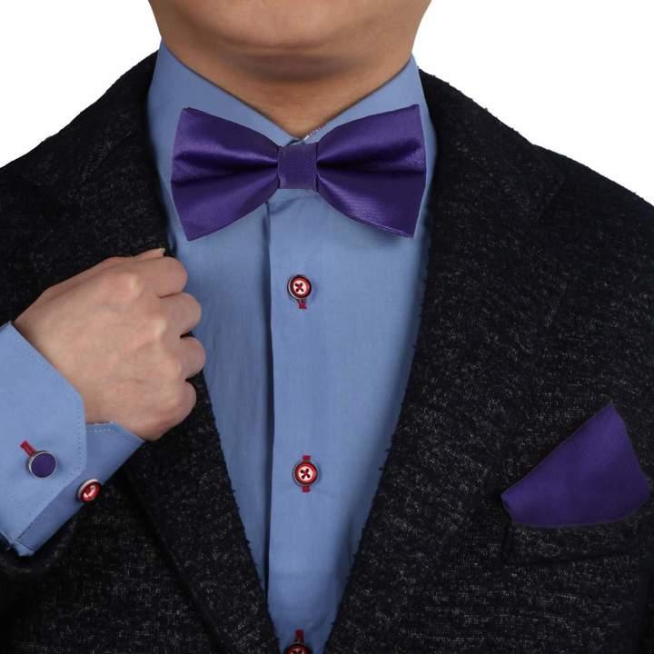fd7506f54659 Silk Knot Cufflinks - ShopStyle Canada