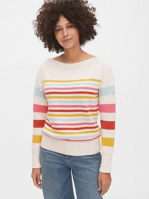 Gap Boatneck Sweater