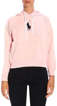 Polo Ralph Lauren Sweatshirt Basic Sweatshirt With Hood
