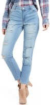 GB Distressed Blowout Jeans
