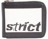 Alexander Wang Men's 'Strict' Leather Zip Wallet - Black