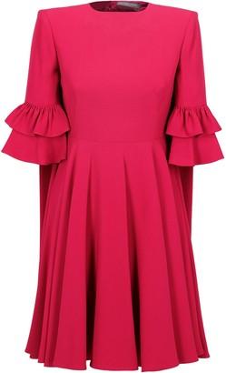 Alexander McQueen Midi dresses