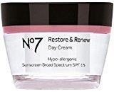 Boots Restore & Renew Day Cream (SPF15) - 1.6 US Fl 0z