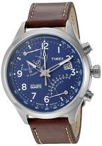 Timex Intelligent Quartz Fly-Back Chronograph Watches