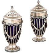 Edward John & Noble Haseler Salt Shakers