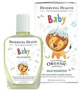 Deserving Health International Corporation Deserving Health Baby Mild Shampoo (240ml) by Deserving Health Baby