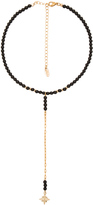 Ettika Beaded Drop Necklace