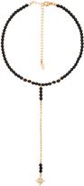 Ettika Beaded Drop Necklace