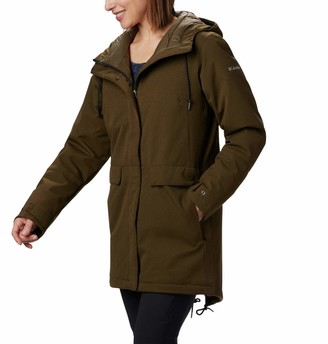Columbia Women's Boundary Bay Jacket Waterproof & Breathable