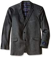 U.S. Polo Assn. Men's Big and Tall Cotton Herringbone Sport Coat