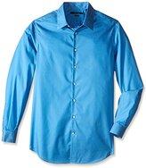 Perry Ellis Men's Big-Tall Exclusive Pin Dot Texture Pattern Shirt