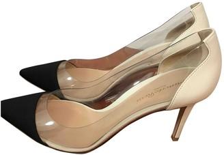 Gianvito Rossi Plexi Other Plastic Heels
