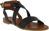 Spring Step Leather Ankle Strap Sandals - Lyndsey