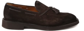 Doucal's Doucals Suede Loafers With Tassels