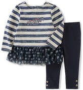 Tommy Hilfiger Two-Piece Tunic and Leggings Set