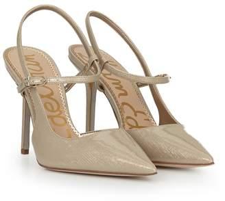 Sam Edelman Ayla Ankle Strap Pointed Toe Stiletto
