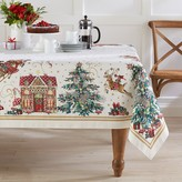 Williams-Sonoma 'Twas The Night Before Christmas Tablecloth