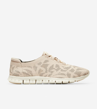 Cole Haan ZERGRAND Perforated Sneaker