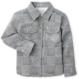 Sovereign Code Toddler Boys) Check Two-Pocket Sport Shirt
