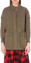 NSF Loki cotton military jacket
