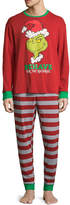 Asstd National Brand The Grinch Family Pajama Set- Men's
