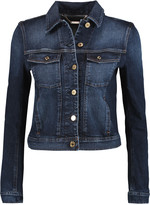 7 For All Mankind Easy Trucker denim jacket