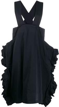 Comme des Garcons pinafore style dress