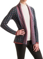 Neve Lisa Open-Front Cardigan Sweater - Merino Wool (For Women)