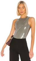 Tibi Tech Patent Bodysuit