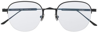 Cartier Thin Frame Glasses