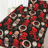 Happy Kids Skull Glow in the Dark Quilt Cover Set