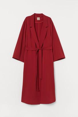 H&M H&M+ Long coat
