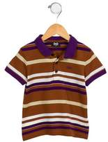 Dolce & Gabbana Boys' Striped Polo Shirt