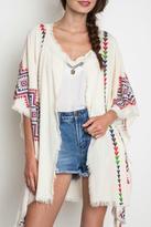 Umgee USA Tribal Print Kimono