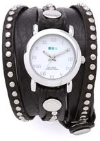 La Mer Bali Studded Wrap Watch