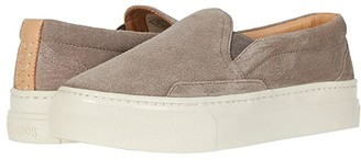 Soludos Bondi Platform Sneaker (Mineral Grey) Women's Shoes