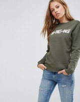 Daisy Street Holidays Fab-Yule-Ous Sweater