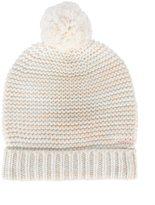 Chloé Kids - knitted cap - kids - Polyamide/Wool - 54 cm
