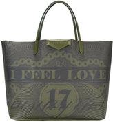Givenchy medium Antigona tote - women - Cotton/Polyester/Polyurethane - One Size
