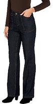 Liz Claiborne New York Regular Jackie Boot Cut Jeans