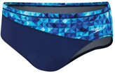 Speedo PowerPlus Nano Fracture Brief Swimsuit 8144609