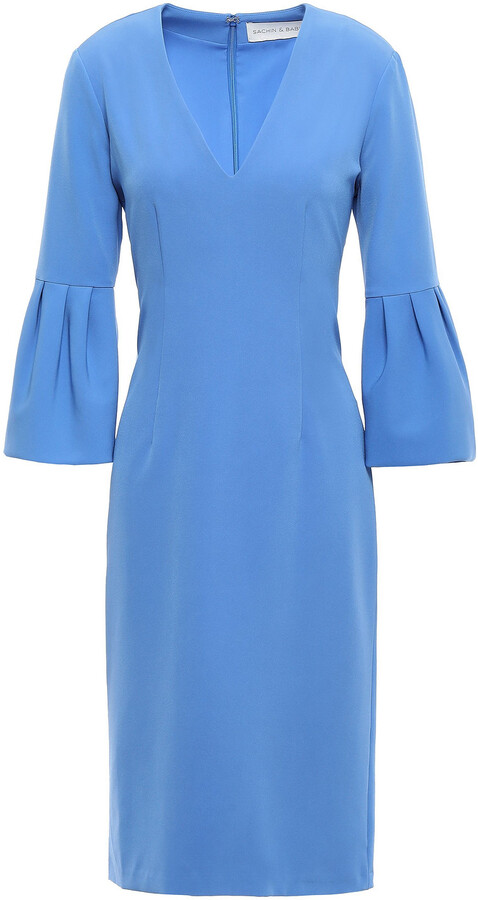 Sachin + Babi Stretch-crepe Dress