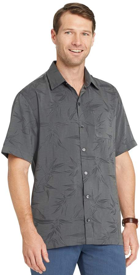Van Heusen Men's Air Classic-Fit Casual Button-Down Shirt