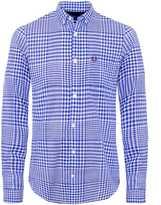 Distorted Gingham Shirt