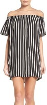 French Connection Women's Polly Off The Shoulder Dress