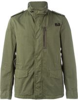 Fay military zipped jacket
