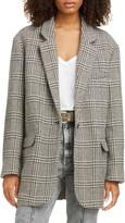 Etoile Isabel Marant Ondine Oversize Wool Blend Blazer