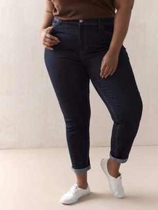 Petite, Slim Leg Ankle Jean - d/C JEANS