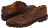 Mephisto Marlon (Black Pebble Grain Leather) Men's Plain Toe Shoes