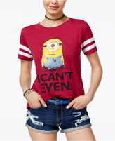 Hybrid Despicable Me Juniors' I Can't Even Graphic T-Shirt